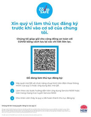 Vietnamese QR code