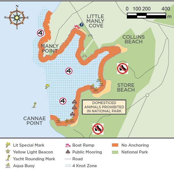 Penguin location map