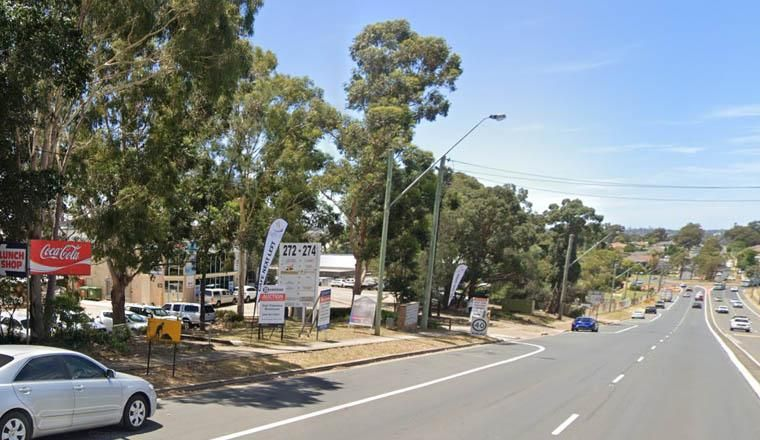 Image of Victoria Street, Wetherill Park